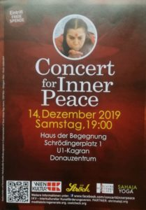 Konzert für Inneren Frieden